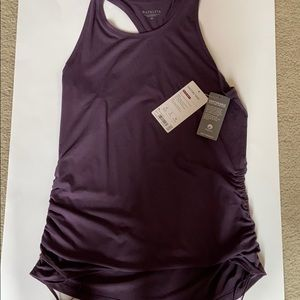 Athleta Encore Tank Purple M